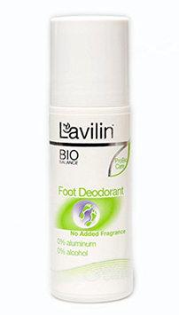 Lavilin Fragrance Free Foot Roll-on Deodorant