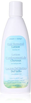 Clean Plus Easy Hair Removal Lotion