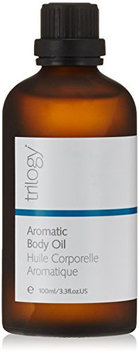 Trilogy Aromatic Body Oil for Unisex