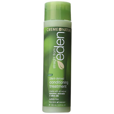 Creme of Nature Straight from Eden Plant Derived Conditioner Treatment