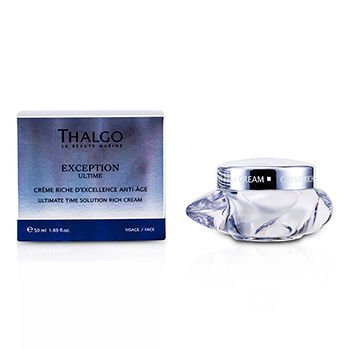 Thalgo Exception Ultime Ultimate Time Solution Rich Cream