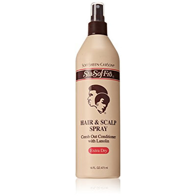 Softsheen Carson Sta Sof Fro Hair and Scalp Spray
