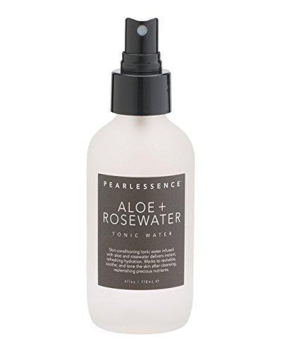 Pearlessence Aloe + Rosewater Tonic Water