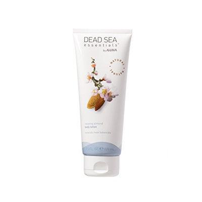 Dead Sea Essentials Dead sea essentials by ahava almond body lotion