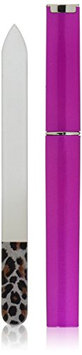Precision Beauty Glass Nail File with Case