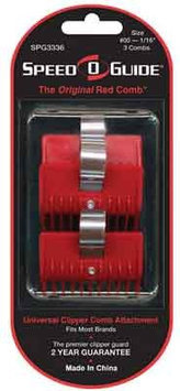 Speed-O-Guide SP-SPG3336 Size 00 Comb