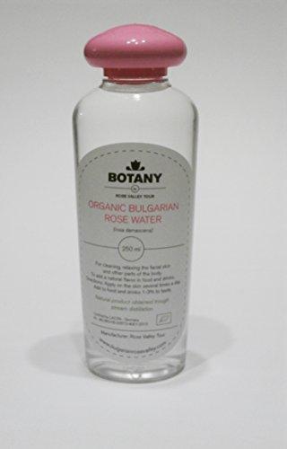 Rose Water From Bulgaria - Organic Rosa Damascena - 250 ml