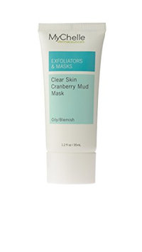 MyChelle Dermaceuticals Clear Skin Cranberry Mud Mask