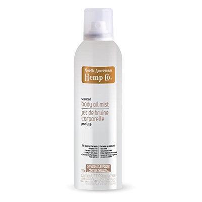 North American Hemp Co. Hemp Body Oil Mist
