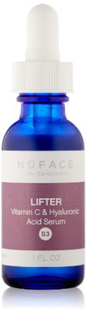 NuFACE Lifter Vitamin C & Hyaluronic Acid Serum