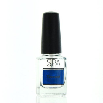 BCL Spa Argan Oil Ultra Shine Top Nail Coat