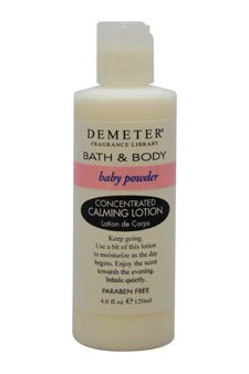 Demeter Baby Powder Calming Lotion for Women