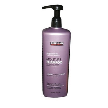 Kirkland Signature Professional Salon Formula Moisture Shampoo