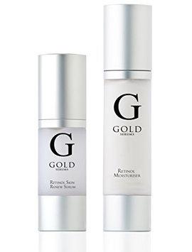 Gold Serums Retinol Duo Kit
