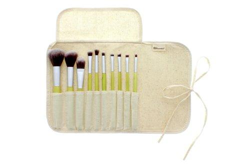 BH Cosmetics Eco Luxe 10 Piece Brush Set