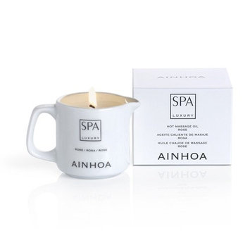 AINHOA Spa Luxury Hot Massage Oil Rose