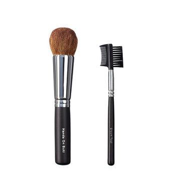 ON&OFF Hand on Buki and Groom Tool Makeup Brush