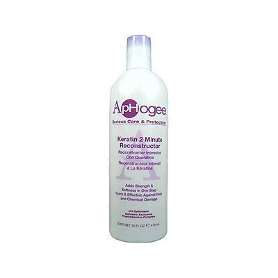 ApHogee Intensive Two Minute Keratin Reconstructor (16 OZ.)