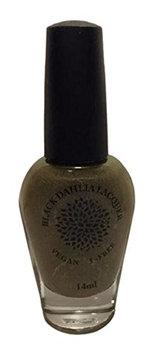 Black Dahlia Lacquer Nail Polish