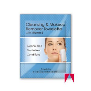 MT Facial Cleansing & Makeup Remover Towelette