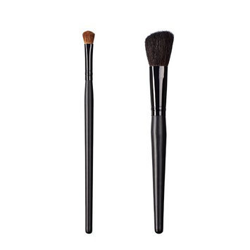 ON&OFF East Meets West Collection Shadow Fluff and Slanted Cheek Brush Set