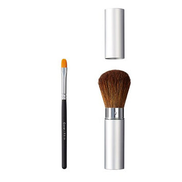 ON&OFF Cover and Take Along Face Makeup Brush