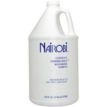 Nairobi Therapeutic Dandra-Solv Moisturizing Shampoo for Unisex