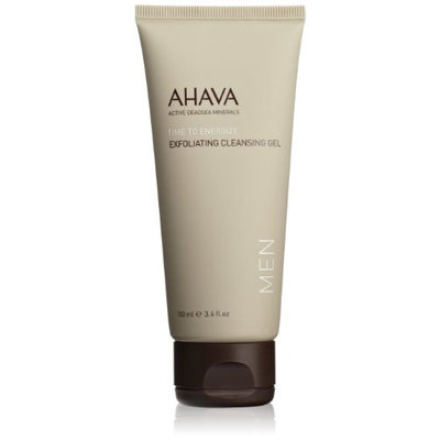AHAVA Time to Energize Exfoliating Cleansing Gel for Men