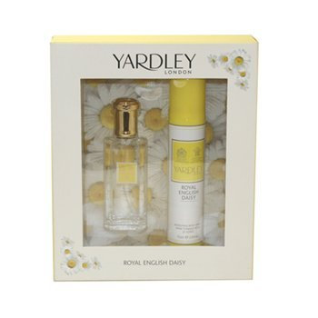 Yardley Of London Royal English Daisy 2 Piece Gift Set for Women