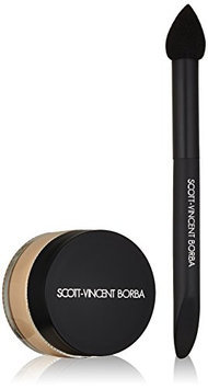 Scott-Vincent Borba Anti-Fatigue Concealer Kit with Concealer Anti-Wrinkle CC Cream and Tear-Drop Blending Tool