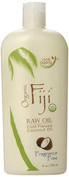 Organic Fiji Raw Cold Pressed Coconut Oil