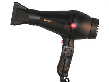 Pibbs Twinturbo 3200 Ceramic & Ionic Hair Dryer