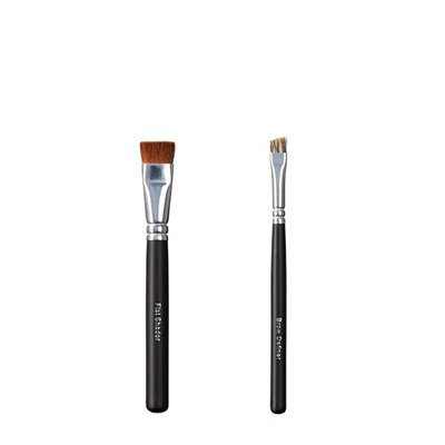 ON&OFF Flat Shader Brow Definer Makeup Brush
