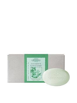 Caswell-Massey Cucumber and Elderflower Bar Soap Set