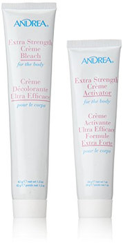 Andrea Extra Strength Cream Bleach for The Body