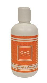 Ava Anderson Non-Toxic All Natural Kids Body Wash and Shampoo