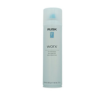 Rusk: Worx Firm Hold Hair Aerosol Spray (55%)