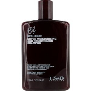Lock Stock & Barrel Recharge Super Moisturizing and Conditioning Shampoo