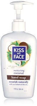 Kiss My Face Moisture Liquid Hand Soap