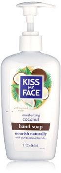 Kiss My Face Moisture Liquid Hand Soap