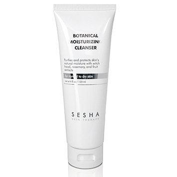 SESHA Skin Therapy Botanical Moisturizing Cleanser