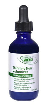 Miracle Plus Thinning Hair Volumizer European Spa Serum