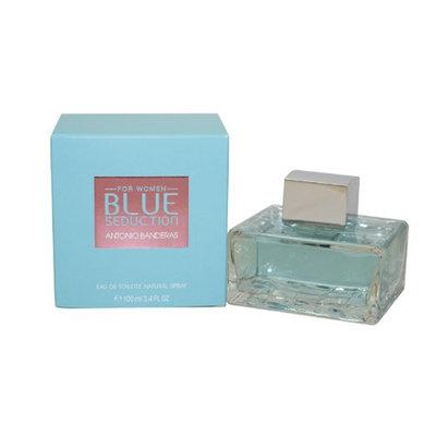 Blue Seduction For Women by Antonio Banderas Eau De Toilette Spray