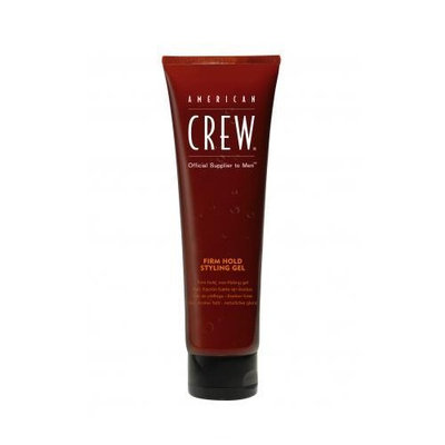American Crew Men's Firm Hold Gel Tube