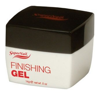 SuperNail Finishing Nail Gel