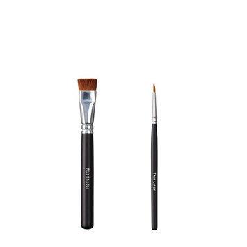 ON&OFF Flat Shader and Thin Liner Makeup Brush