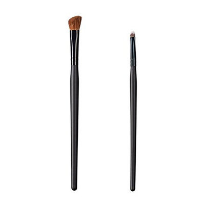 ON&OFF East Meets West Collection Large Angle Shader and Small Detailer Brush Set