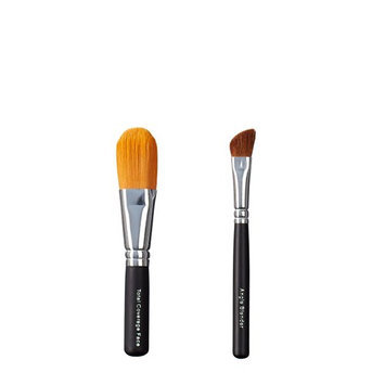 ON&OFF Total Coverage Face and Angle Blender Makeup Brush