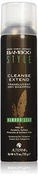 Alterna Bamboo Style Cleanse Extend Translucent Dry Shampoo Bamboo Leaf 4.75 Oz