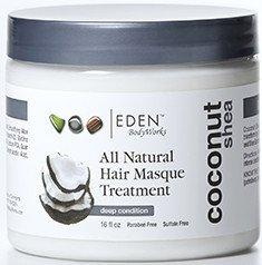 Eden BodyWorks Coconut Shea Hair Masque Treatment